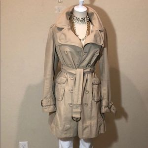 Juicy Couture Trench Coat (L)